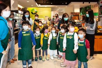 (11、12月份)小小店長體驗營 獲青睞迴響熱