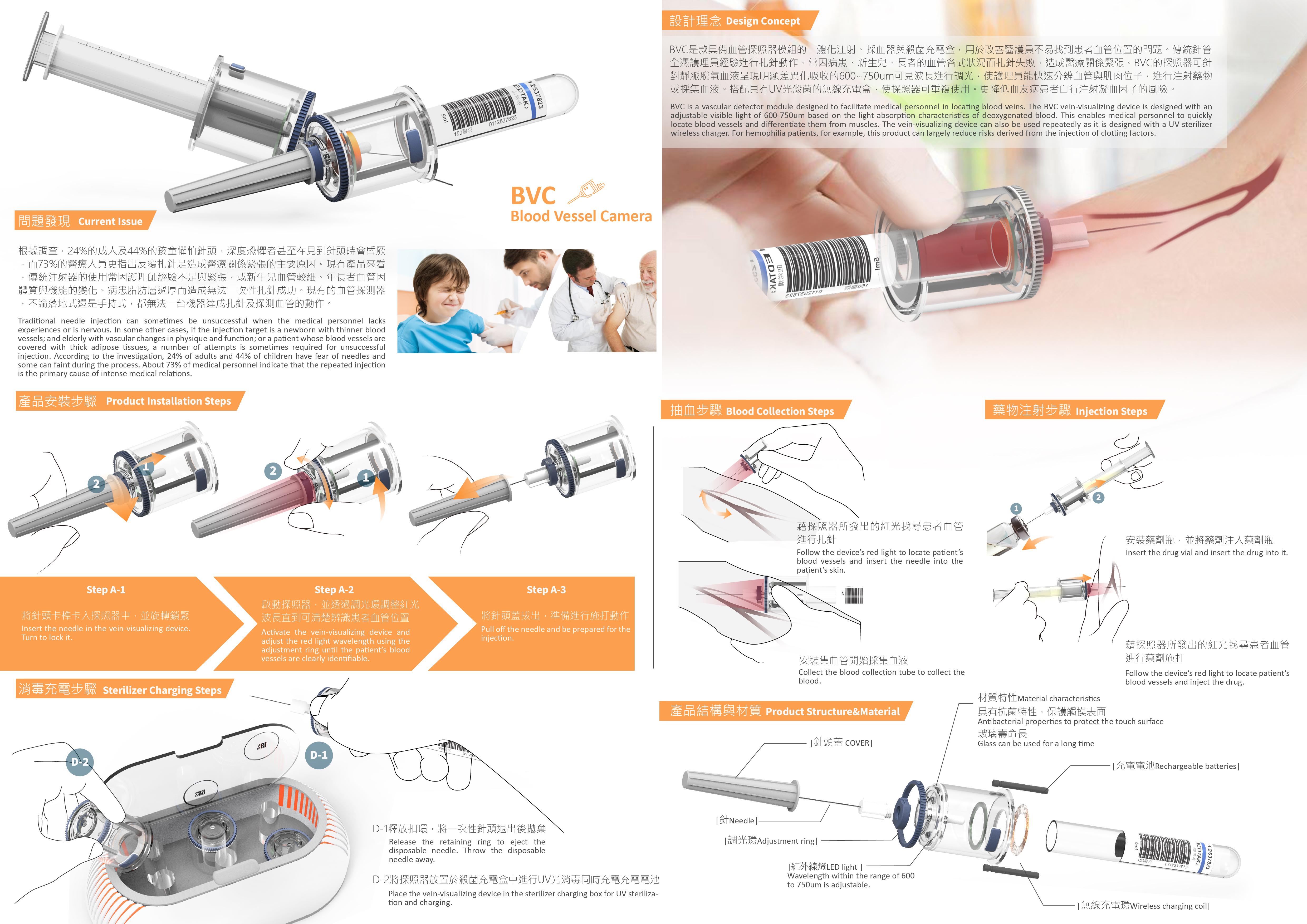 血管探照器